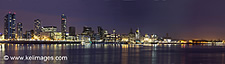 Liverpool Waterfront, Twilight - click to zoom
