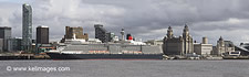 Queen Elizabeth, Daylight - click to zoom